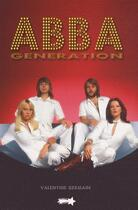 Couverture du livre « ABBA » de Valentine Germain aux éditions Etoiles
