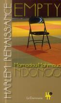 Couverture du livre « Empty » de Mamadou Mahmoud N'Dongo aux éditions La Cheminante