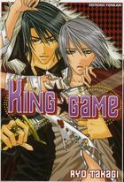 Couverture du livre « King game » de Ryo Takagi aux éditions Tonkam