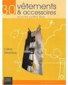 Couverture du livre « 30 vêtements et accessoires pour les petites filles... et leur maman » de Celine Girardeau aux éditions Eurofina