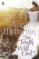 Couverture du livre « Truth Will Out, The » de Anna Mcpartlin aux éditions Adult Pbs