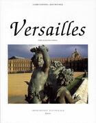 Couverture du livre « Versailles En Francais » de Claire Constants et Jean-Pierre Babelon et Jean Mounicq aux éditions Actes Sud