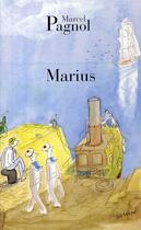 Couverture du livre « Marius » de Marcel Pagnol aux éditions Fallois