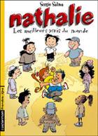 Couverture du livre « Nathalie T.14 ; les meilleurs amis du monde » de Sergio Salma aux éditions Casterman