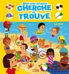 Couverture du livre « Cherche Et Trouve La Mer » de  aux éditions Lito