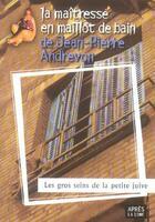 Couverture du livre « Les Gros Seins De La Petite Juive » de Andrevon Jean P aux éditions Apres La Lune