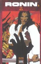 Couverture du livre « Ronin T.3 » de Frank Miller aux éditions Semic
