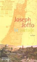 Couverture du livre « Le partage » de Joseph Joffo aux éditions Rocher