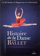 Couverture du livre « Histoire de la danse en Occident » de Ornella Di Tondo et Flavia Dpappacena et Alessandro Pontremoli aux éditions Gremese