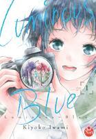 Couverture du livre « Luminous blue T.1 » de Kiyoko Iwami aux éditions Taifu Comics