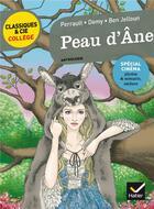 Couverture du livre « Peau d'âne » de Charles Perrault aux éditions Hatier