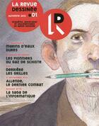 Couverture du livre « La revue dessinée N.1 » de La Revue Dessinee aux éditions La Revue Dessinee