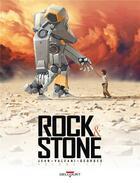 Couverture du livre « Rock & stone t.1 » de Yann Valeani et Nicolas Jean aux éditions Delcourt