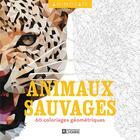 Couverture du livre « Animosaik ; animaux sauvages » de Little Hope et Cetin Can Karaduman aux éditions Editions De L'homme
