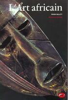 Couverture du livre « Art Africain (L') » de Frank Willett aux éditions Thames And Hudson