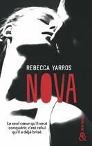 Couverture du livre « Nova » de Rebecca Yarros aux éditions Harlequin