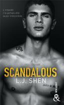 Couverture du livre « Scandalous » de L. J. Shen aux éditions Harlequin