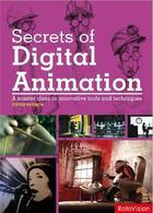 Couverture du livre « Secrets of digital animation /anglais » de Steven Withrow aux éditions Rotovision