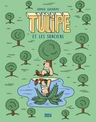 Couverture du livre « Tulipe T.3 ; Tulipe et les sorciers » de Sophie Guerrive aux éditions 2024