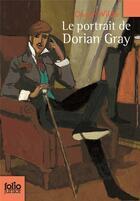 Couverture du livre « Le portrait de Dorian Gray » de Oscar Wilde aux éditions Gallimard-jeunesse