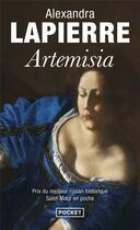 Couverture du livre « Artemisia » de Alexandra Lapierre aux éditions Pocket