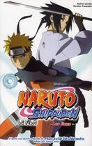 Couverture du livre « Naruto Shippuden T.2 ; les liens » de Masashi Kishimoto aux éditions Cameleon