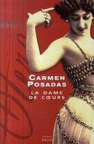 Couverture du livre « La dame de coeurs » de Carmen Posadas aux éditions Seuil