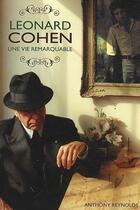 Couverture du livre « Léonard Cohen » de Anthony Reynolds aux éditions Etoiles