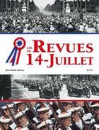 Couverture du livre « Les revues du 14 juillet » de Jean-Claude Demory aux éditions Etai