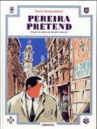Couverture du livre « Pereira prétend » de Pierre-Henry Gomont aux éditions Sarbacane