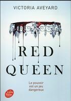 Couverture du livre « Red queen t.1 » de Victoria Aveyard aux éditions Hachette Jeunesse