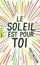 Couverture du livre « Le soleil est pour toi » de Jandy Nelson aux éditions Gallimard-jeunesse