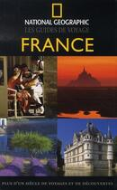 Couverture du livre « France » de Bailey Rosemary aux éditions National Geographic