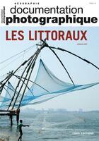 Couverture du livre « Les littoraux dp8138 » de Oiry Annaig aux éditions Cnrs