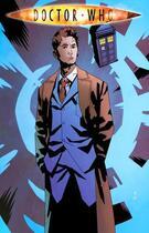 Couverture du livre « Doctor Who T.4 ; fugitif » de Collectif et Tony Lee aux éditions French Eyes