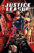 Couverture du livre « Justice League T.5 ; la guerre des ligues » de Ivan Reis et Geoff Johns aux éditions Urban Comics