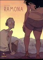 Couverture du livre « Ramona » de Nais Quin aux éditions Vraoum