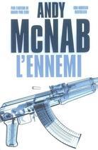 Couverture du livre « L'ennemi » de Mc Nab aux éditions Nimrod