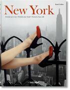 Couverture du livre « New York ; portrait of a city ; porträt einer stadt ; portrait d'une ville » de Collectif aux éditions Taschen