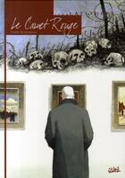Couverture du livre « Le carnet rouge » de Teddy Kristiansen aux éditions Soleil