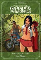 Couverture du livre « Petits contes pour grandes personnes » de Yves Plateau aux éditions Tapages Nocturnes