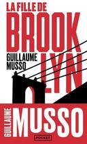Couverture du livre « La fille de Brooklyn » de Guillaume Musso aux éditions Pocket