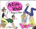 Couverture du livre « La boîte action ou vérité » de Margaux Motin aux éditions Marabout