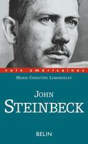 Couverture du livre « John Steinbeck » de Lemardeley-Cunci aux éditions Belin