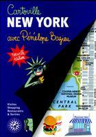 Couverture du livre « New York (édition 2018) » de Collectif et Penelope Bagieu aux éditions Gallimard-loisirs