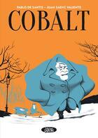 Couverture du livre « Cobalt » de Saenz Valiente et Pablo De Santis aux éditions Michel Lafon