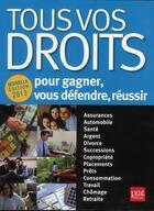Couverture du livre « Tous vos droits (édition 2013) » de Collectif aux éditions Prat
