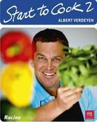 Couverture du livre « Start to cook t.2 » de Albert Verdeyen aux éditions Editions Racine