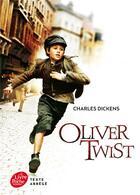 Couverture du livre « Oliver Twist » de Charles Dickens aux éditions Hachette Jeunesse