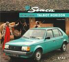 Couverture du livre « Simca horizon de mon père » de Francois Metz aux éditions Etai